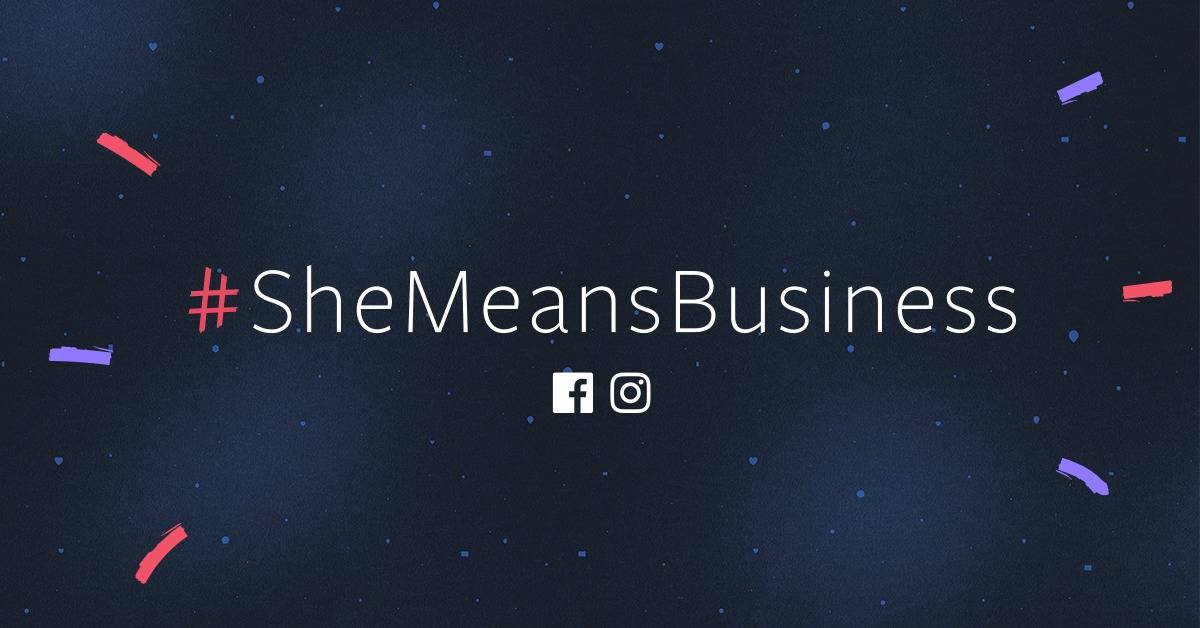 Facebook She Means Business Trainers 2019 - Janet Bebb and Esther Orridge - Social Progress Ltd
