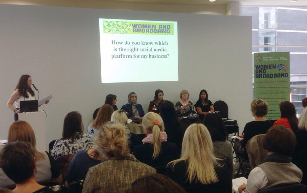 Meet the Mentors: Q and A at Ladies That Launch