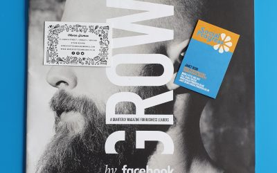 Facebook introduce 'GROW By Facebook' Print Magazine