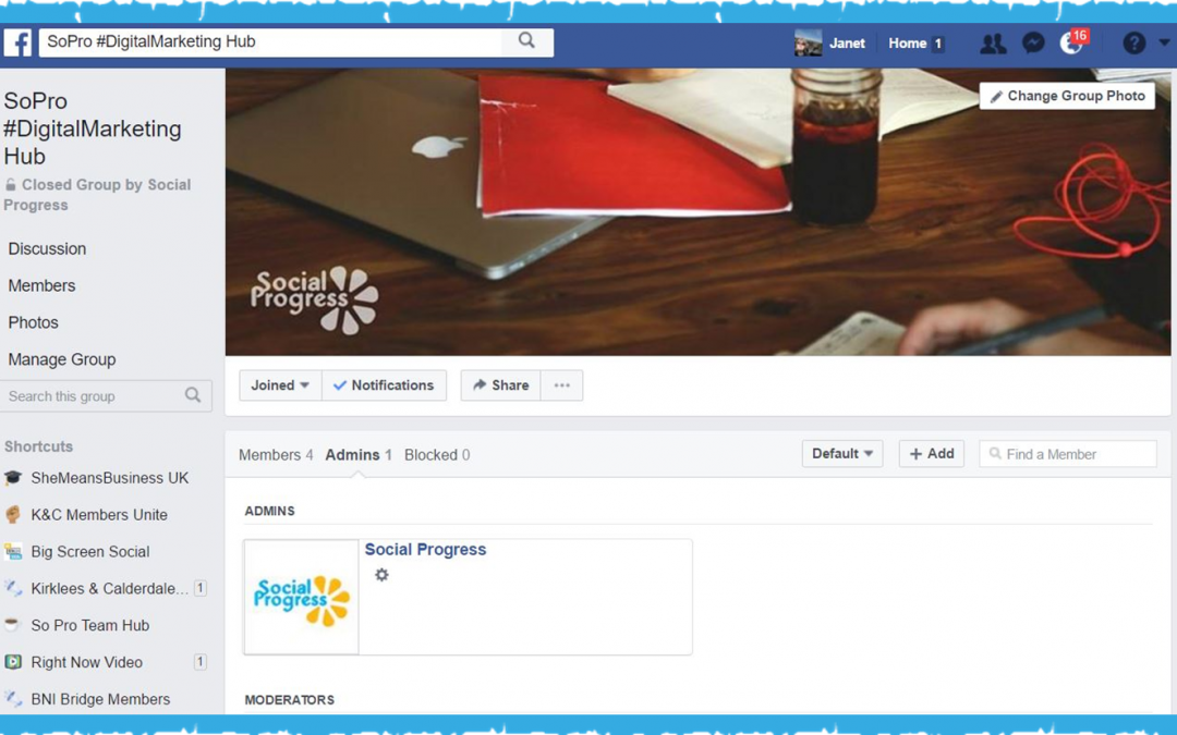 Facebook Pages can now set up & engage with Facebook Groups