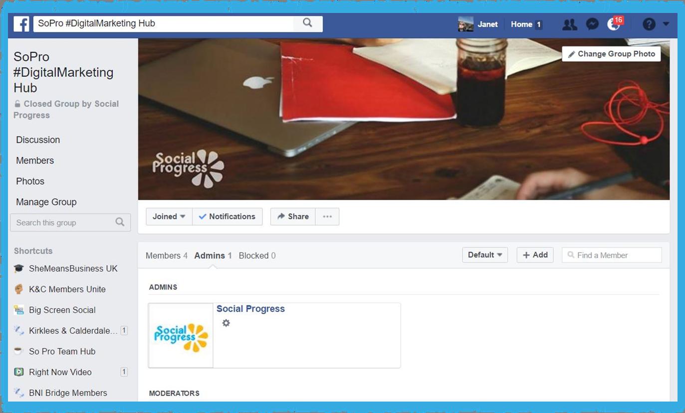 SoPro DigitalMarketing Hub