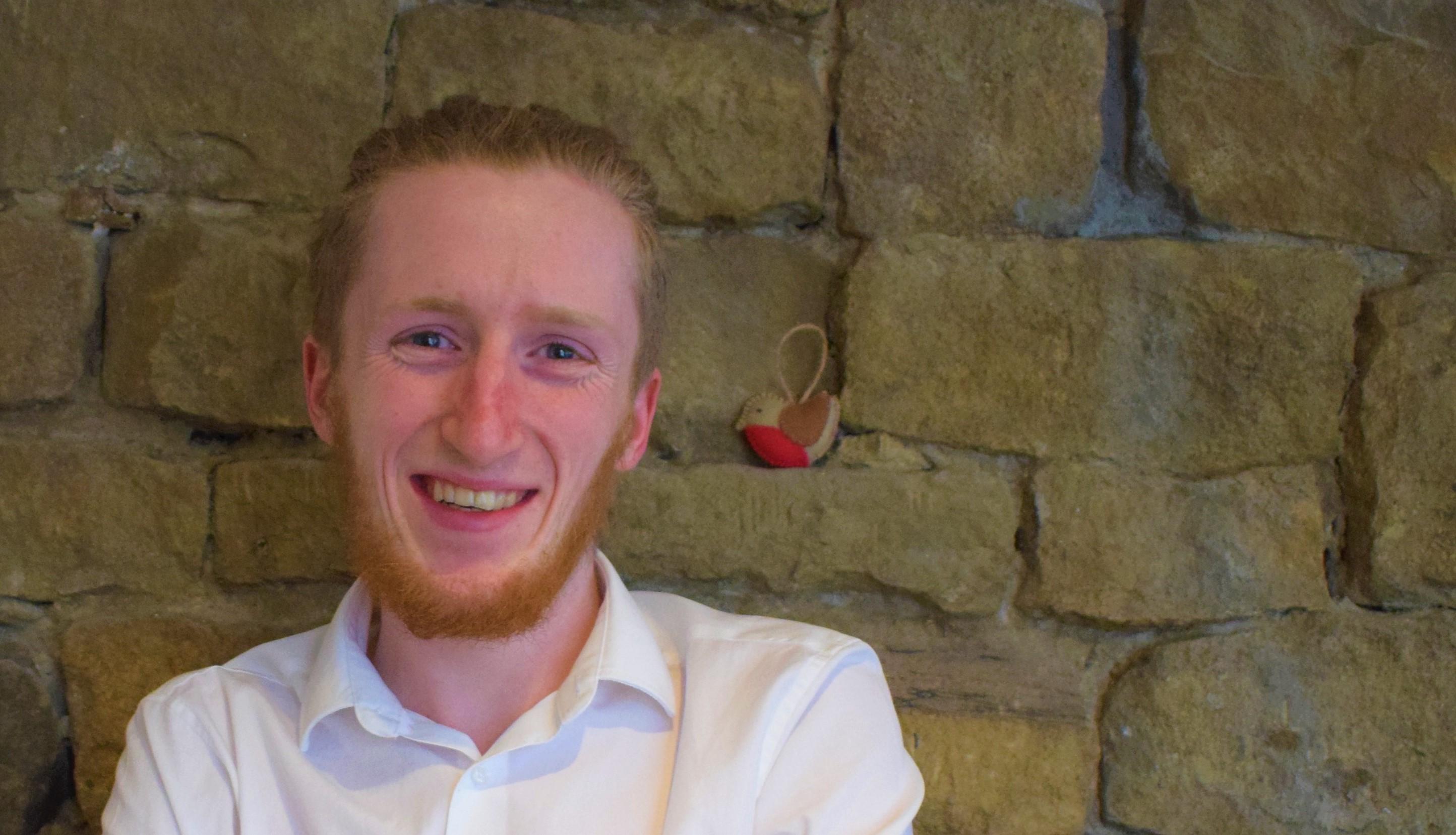 Alex Bebb - From Chef Whites To Shirts