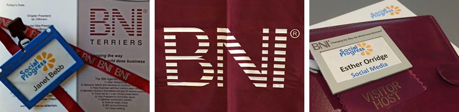 BNI Kirklees and Calderdale - BNI Terriers and BNI Bridge - Business Networking