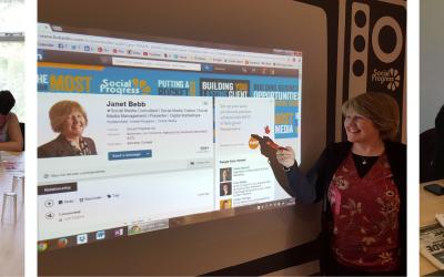 Social Media for Business Workshops