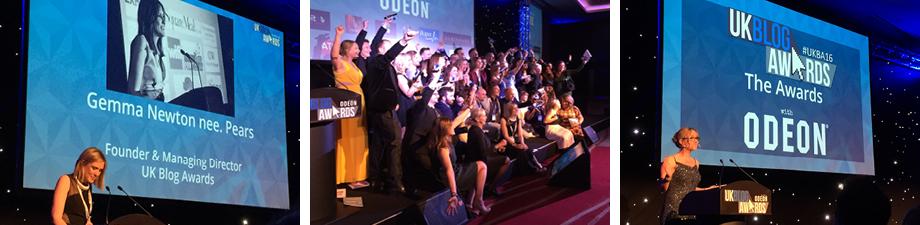 Social Progress Ltd - UK Blog Awards 2016 - London Trip