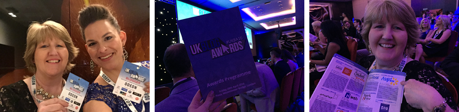 Social Progress Ltd - UK Blog Awards 2016 - London Trip