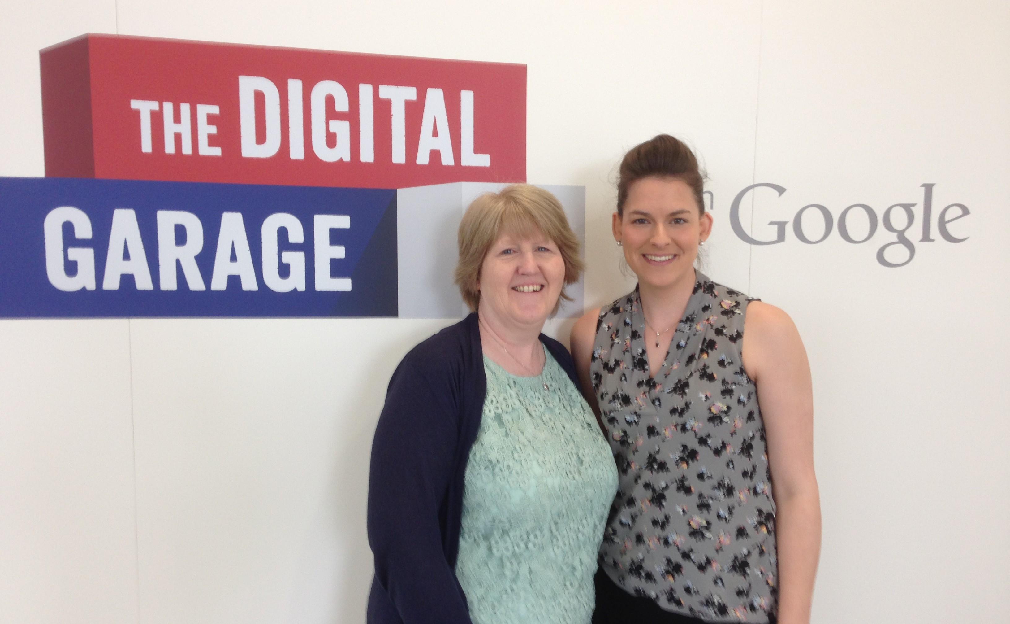 Google Digital Garage Leeds - Google Workshop - Social Progress Ltd