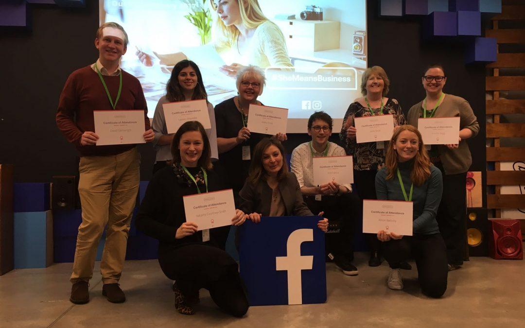 Social Media Facebook LIVE with Enterprise Nation: Target Audiences