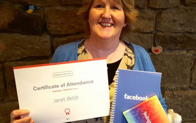 Director of Social Progress Named as One of Eight Facebook #SheMeansBusiness Accredited Trainers