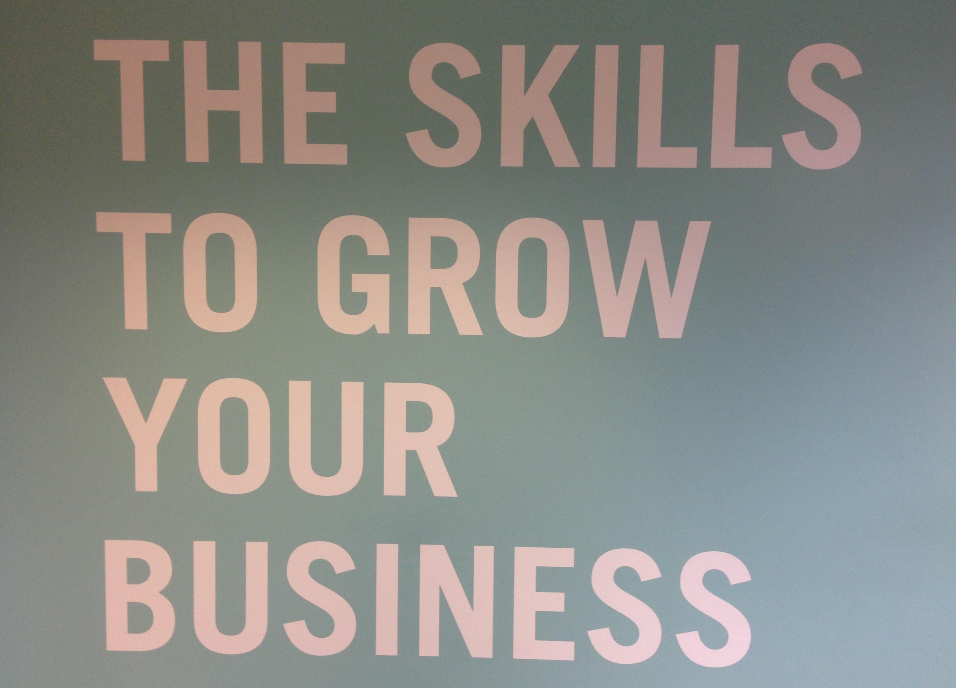 LEP Skills Service - Wall Art - Social Progress Ltd Training