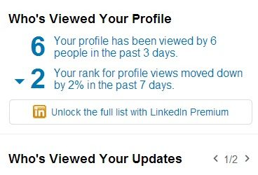"""LinkedIn gets its users to be more competitive with """"How You Rank"""""""