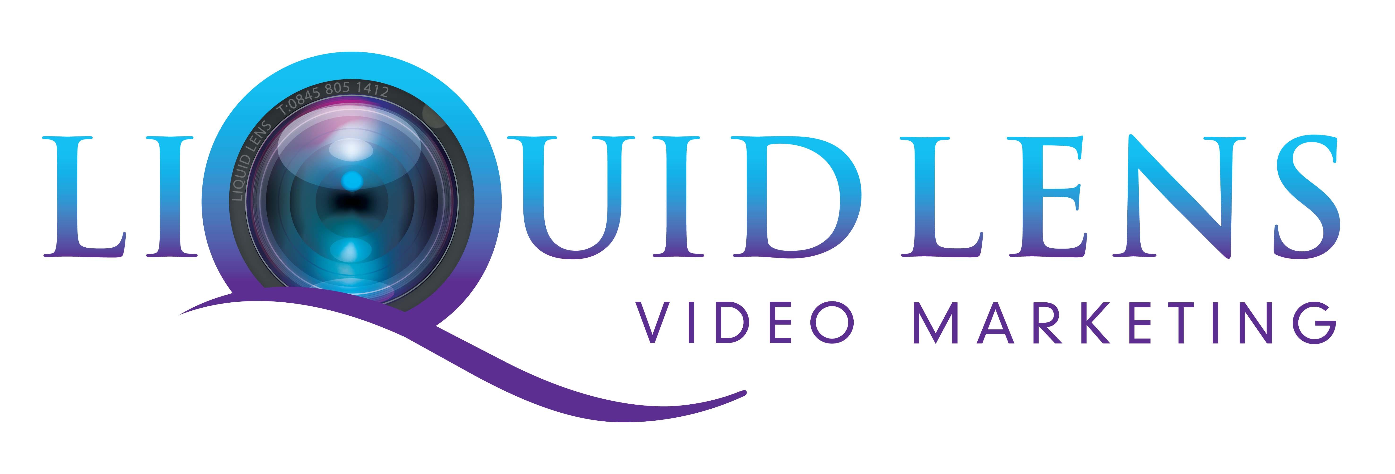 Liquid Lens - Logo