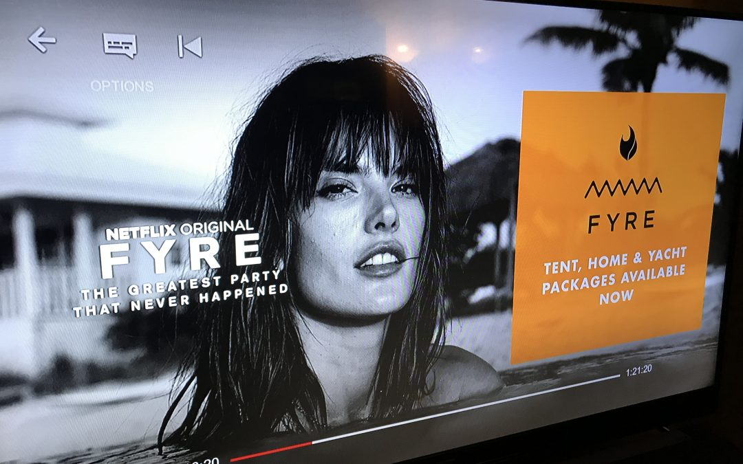 Sell A Dream Through Social Media – Fyre Festival