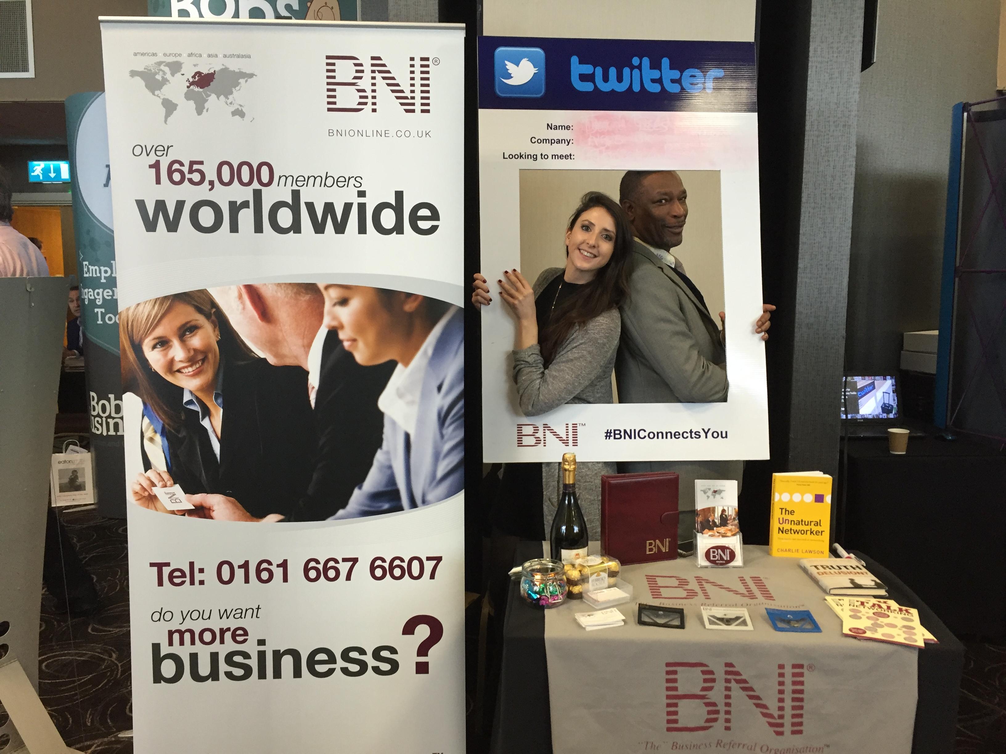 Social Progress Ltd - Kirklees Business Conference #MYCK16 - Mid Yorkshire Chamber of Commerce - BNI Global