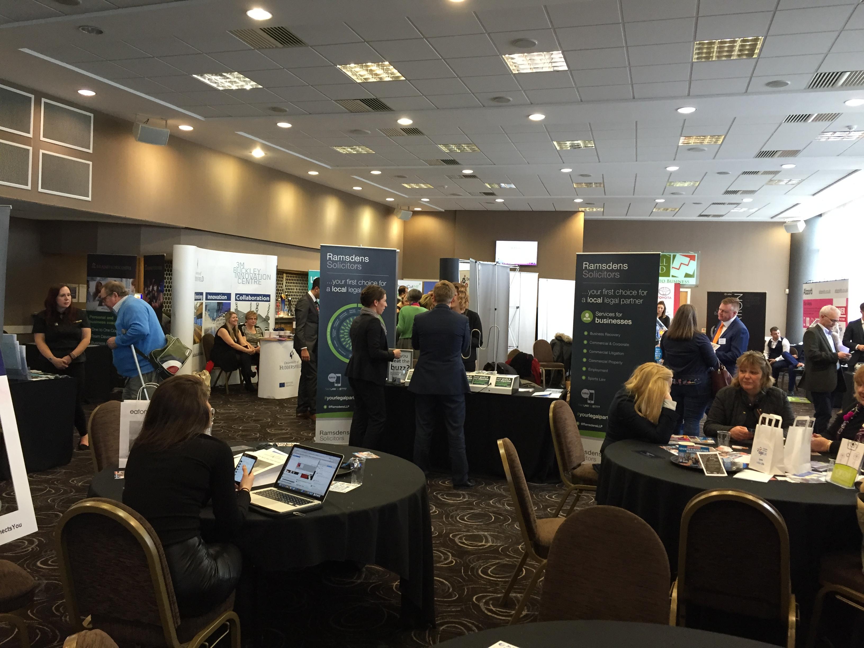 Social Progress Ltd - Kirklees Business Conference #MYCK16 - Mid Yorkshire Chamber of Commerce - John Smith's Stadium, Huddersfield
