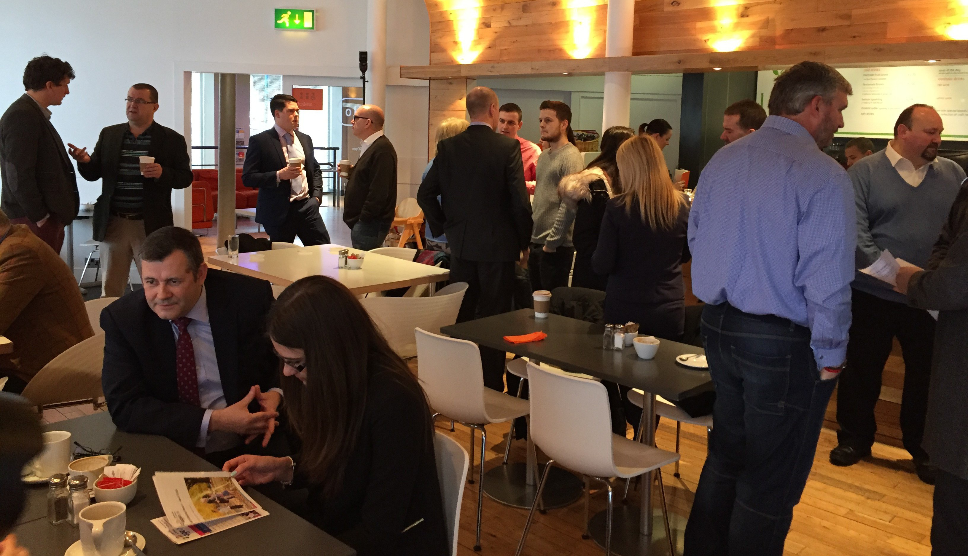 MYnetworkHUD - Huddersfield Networking - Mid-Yorkshire Chamber of Commerce
