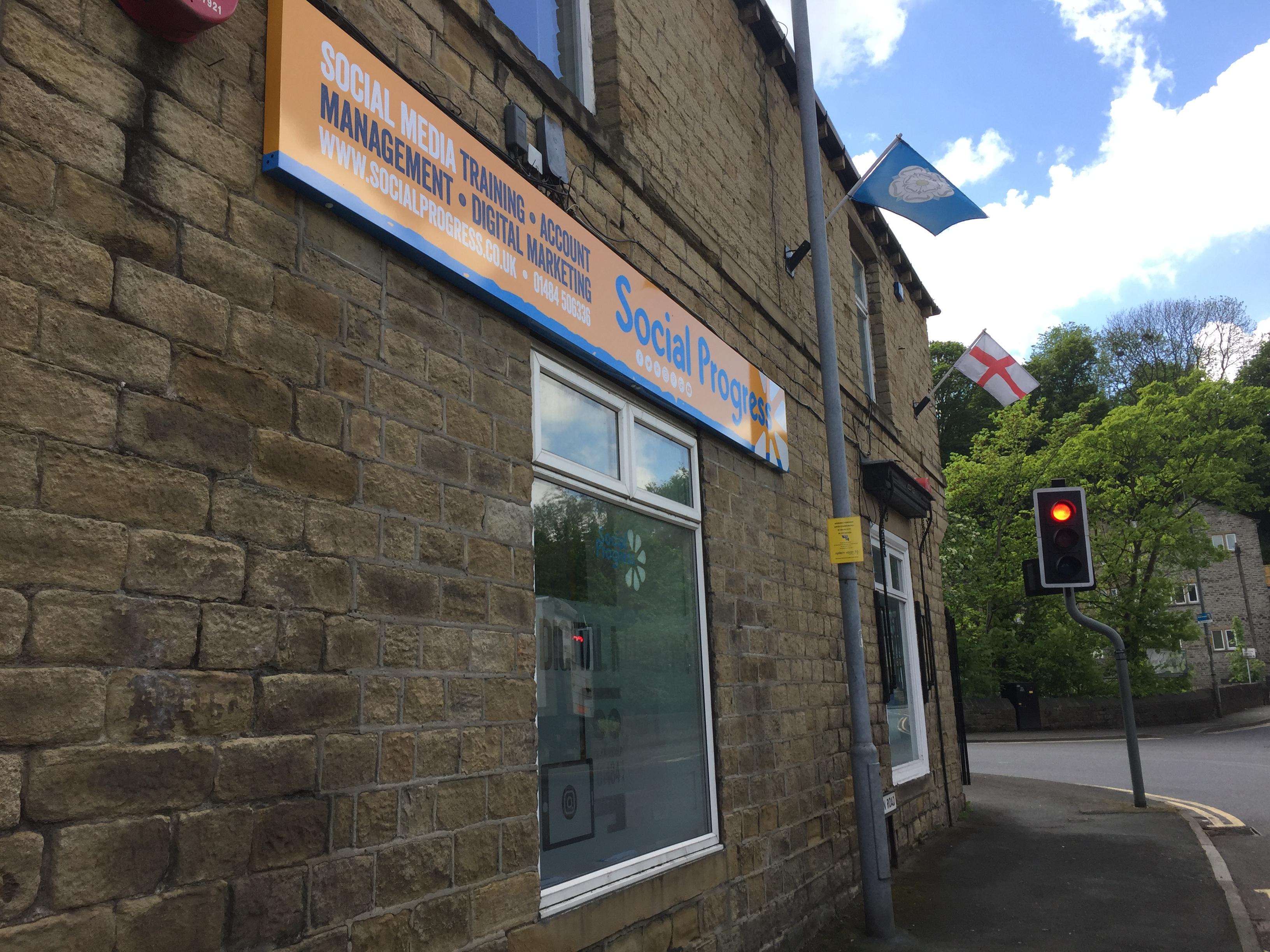 Social Progress Ltd - Social Media Training Huddersfield - Honley - Social Media Management