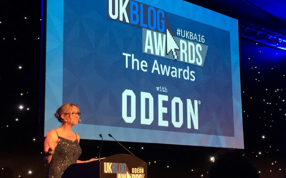 National UK Blog Awards 2016 – London Ceremony
