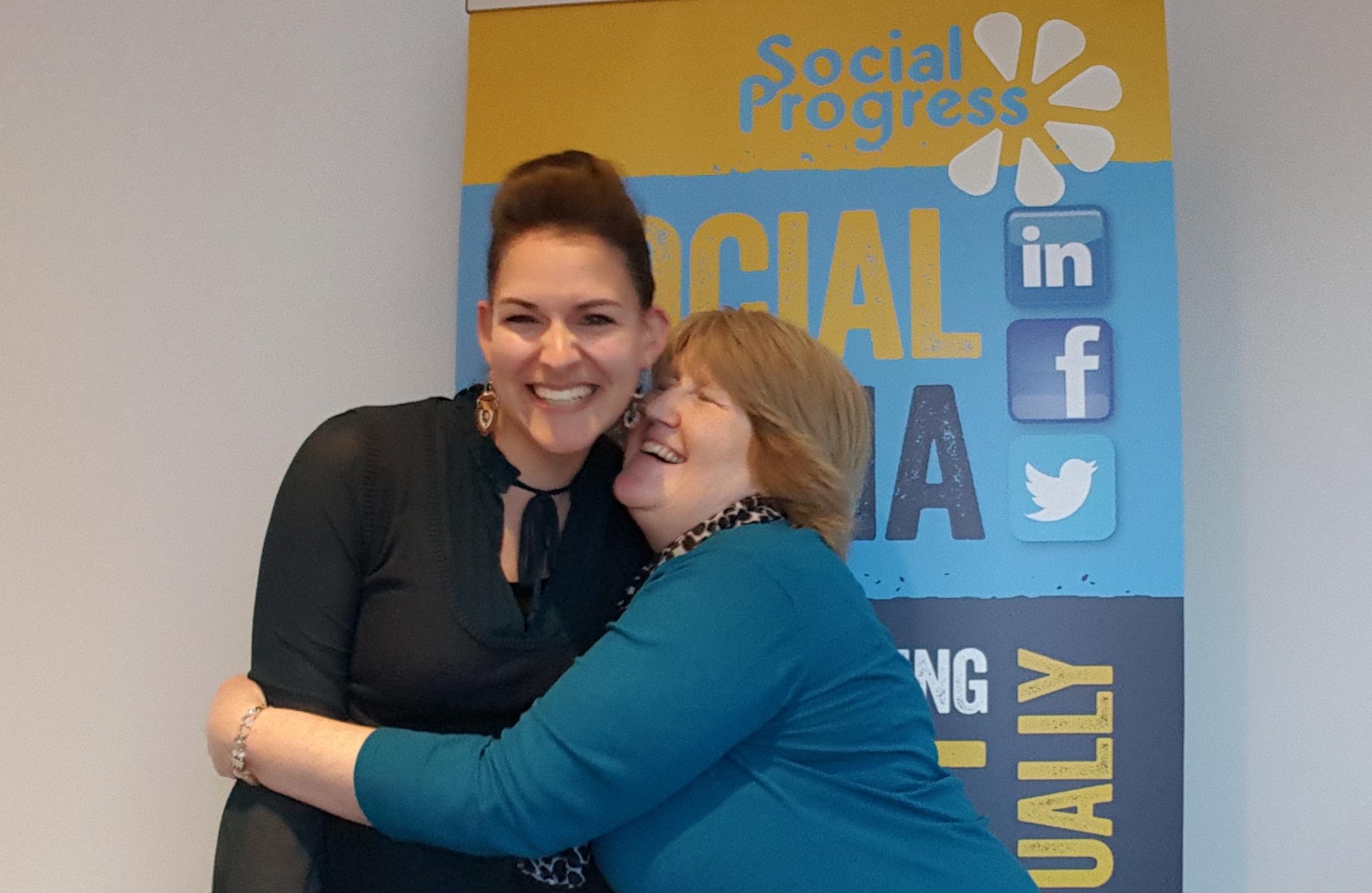 Social Progress - Digital Safety on Holiday