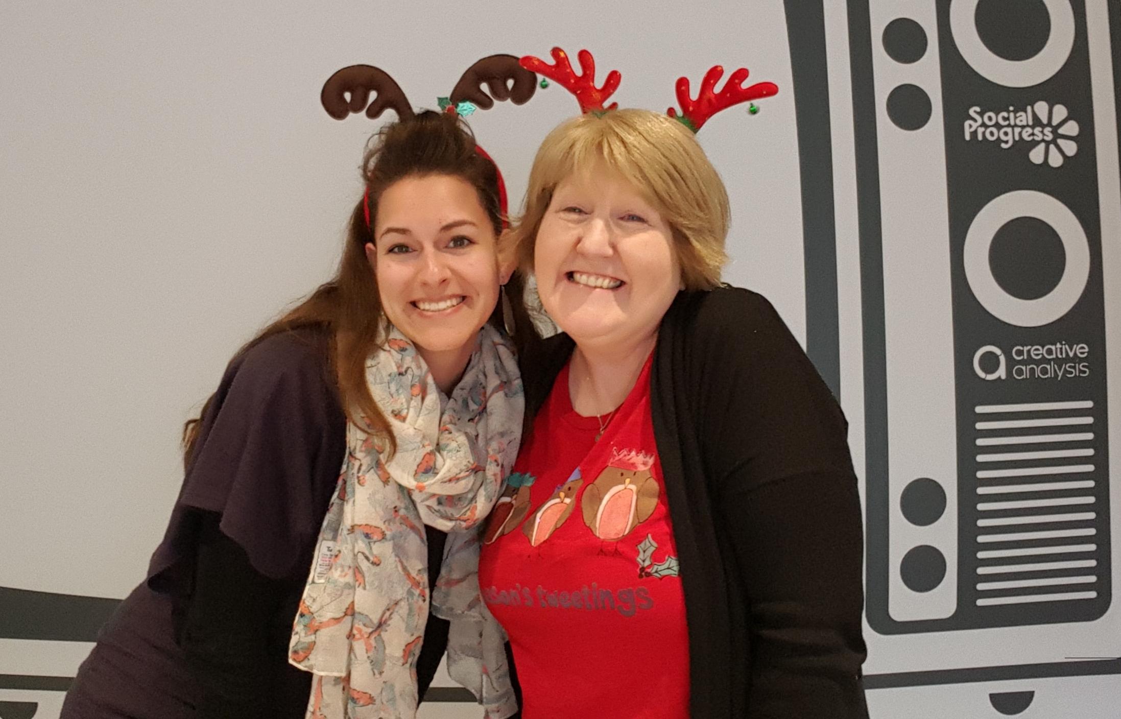Seasons Tweetings from Team SoPro - Merry Christmas