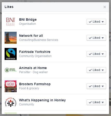 Social Progress Facebook Page - Social Media Training - Huddersfield