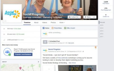 Are you using a Facebook Profile for your Business?