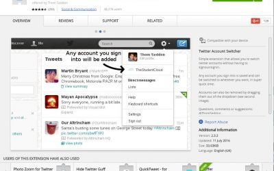 Favourite Twitter Management Tool – Twitcher