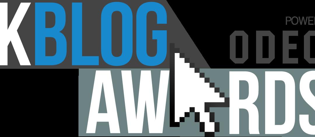 UK Blog Awards 2017 Nominations