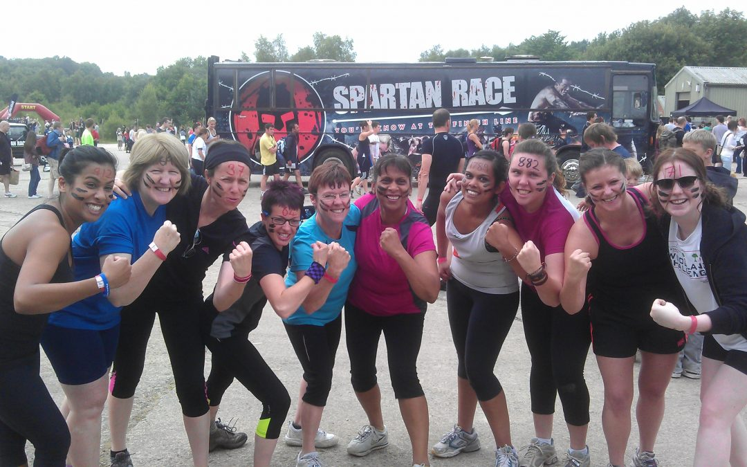 """The POWER of TEAMWORKING – SPARTANS, Are YOU ready? """"AHOO"""""""