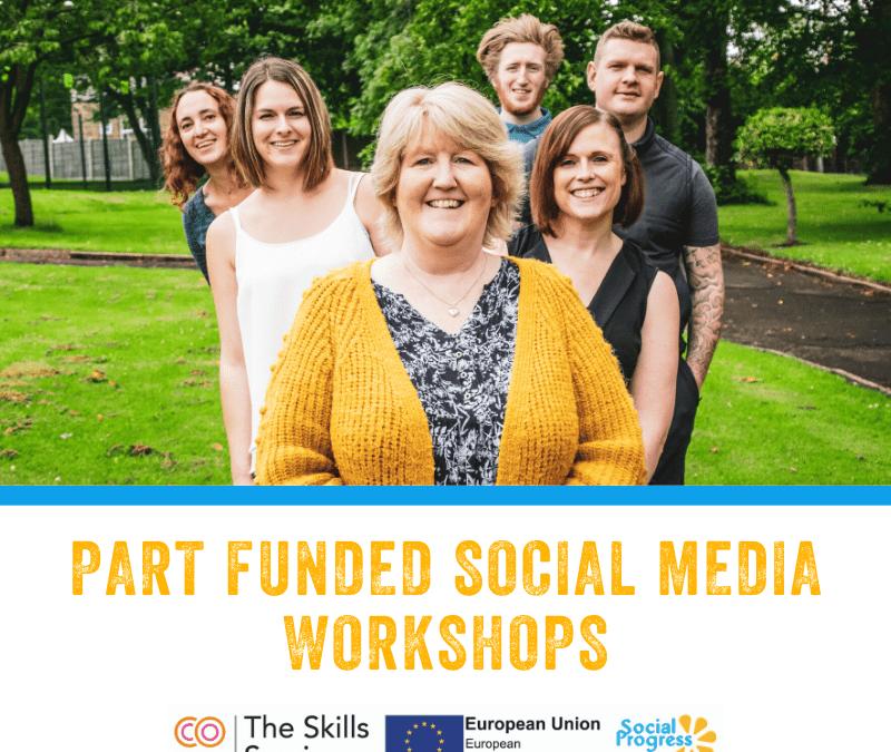 Social Media & Digital Marketing Workshops