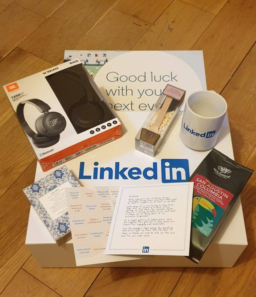 LinkedIn Events Goodies