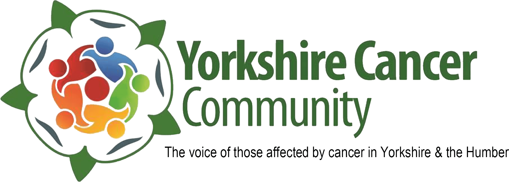 Yorkshire Cancer Community Logo