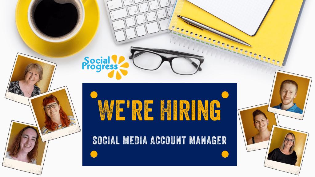 Hiring - Social Media Account Manager, Huddersfield
