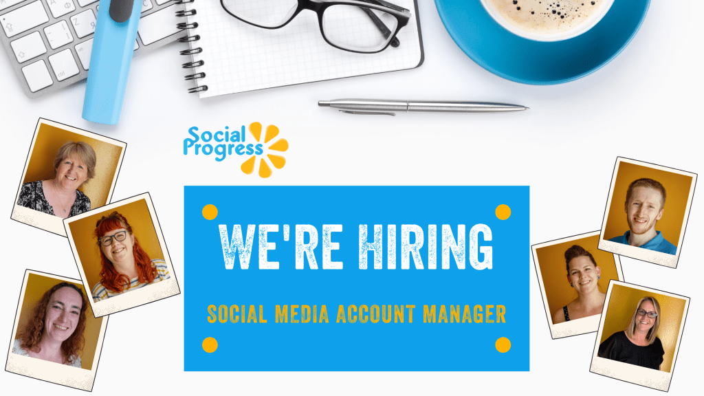 Social Media Account Manager - Full Time - Holmfirth, Huddersfield, West Yorkshire