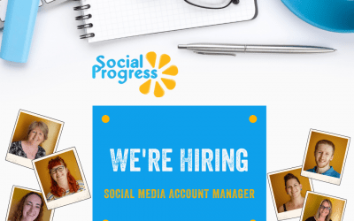 Social Media Account Manager – Full Time