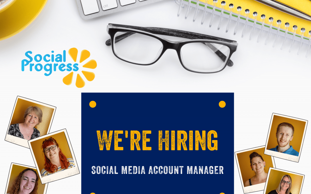 Social Media Account Manager – Part Time