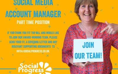 We're Hiring! Social Media Marketing Account Manager!