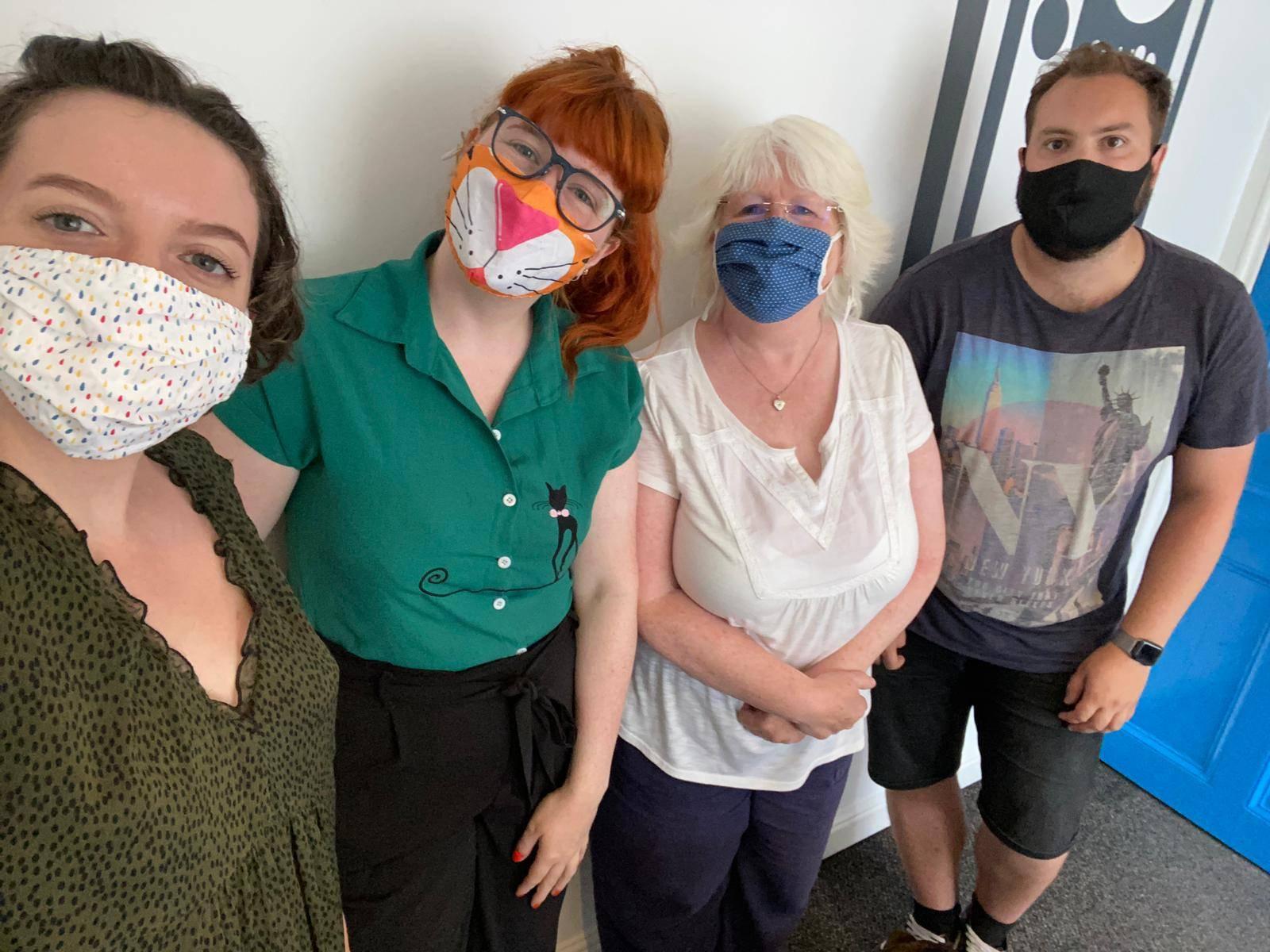 20210723 – Face masks