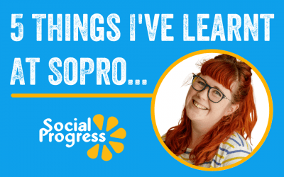 5 Things I've Learnt At SoPro…